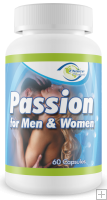 Passion For Men & Woman 60 capsules