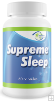 Supreme Sleep 60 Capsules
