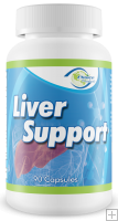Liver Support - 90 Capsules