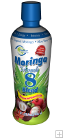 Moringa Miracle 8 Juice - 32 fl.oz
