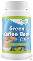 Green Coffee Bean Extract (50% Chlorogenic Acid)