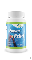 Power Relief - 90 Capsules