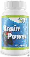 Brain Power Complex- 60 Capsules