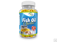 Fish Oil and Garlic (Formerly Cholestirum E�) (120 softgels)