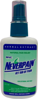 Never Pain 2 fl Oz.